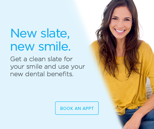 Livermore Smiles Dentistry and Orthodontics - New Year, New Dental Benefits